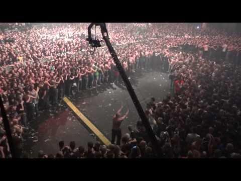 Frei.Wild Live Festhalle Frankfurt - Weil du mich nur verarscht hast 27.12.2013