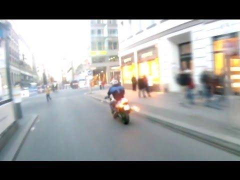 Motorcycle Exhaust Backfire