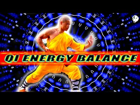 Awakening Chakras Qi Gong and Infratonic Machine Energy Balance