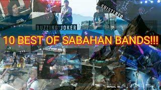 10 Best Of Sabahan Bands