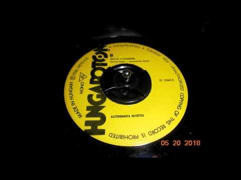 Farkas Bertalan - Magyar a világűrben 45 RPM (1980)