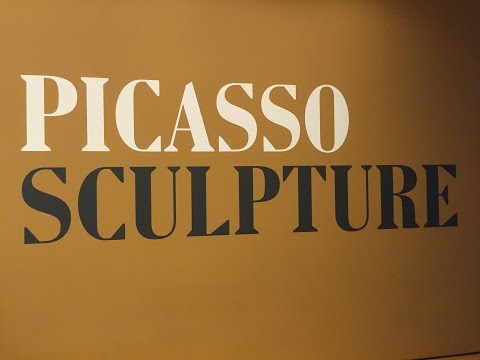 Picasso Sculptures Exhibit at MoMA
