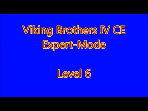Viking Brothers VI CE Level 6 (Expert Mode)  
