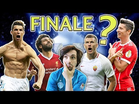 PROGNOZE ZA POLUFINALE LIGE PRVAKA I EUROPA LIGE!! Moje, Vaše i FIFA 18 Prognoze
