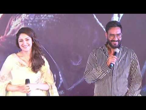 Trailer Launch of Shivaay Trailer in...