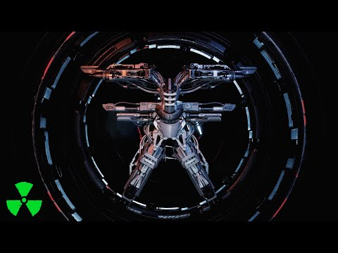 FEAR FACTORY - Fuel Injected Suicide Machine (OFFICIAL TRACK VISUALIZER VIDEO)
