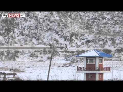 Curiosity On The North Korea-China Border