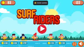SURF RIDERS (flash game)