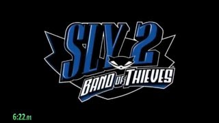 Sly 2: Band of Thieves speedrun in 5:45:23 [Former World Record]