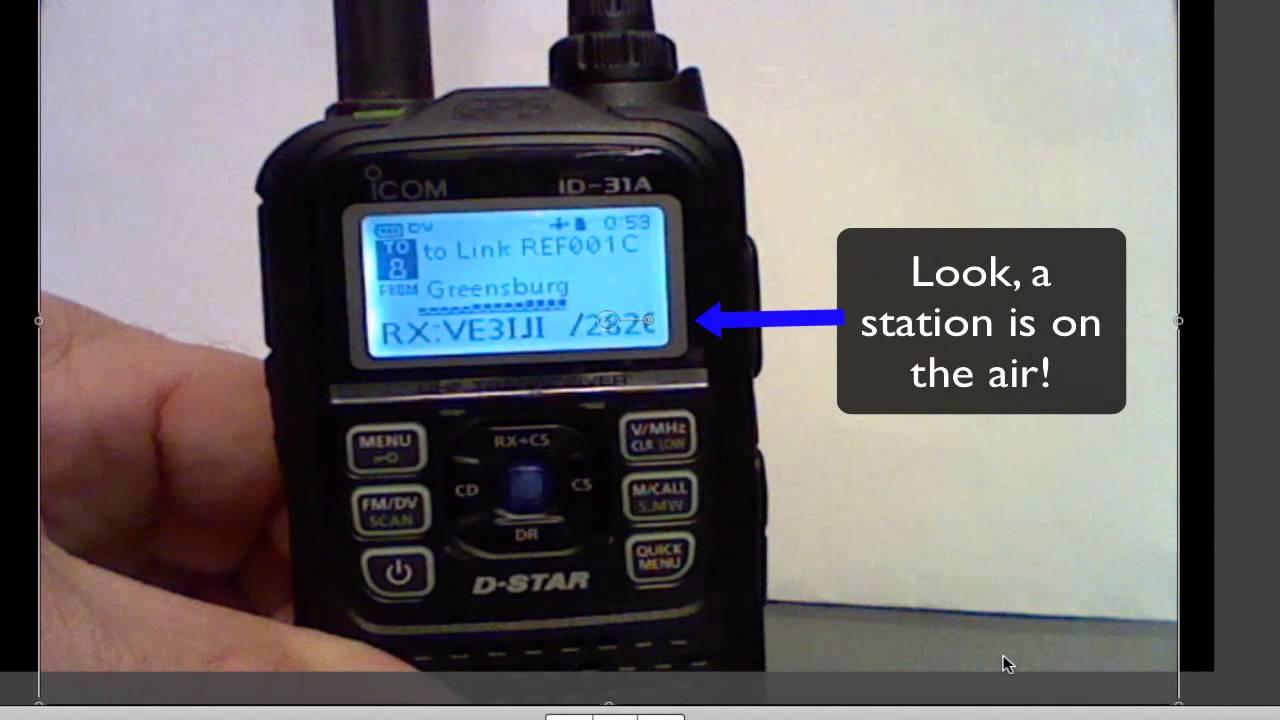 Icom ID-31E Transceiver Drivers for PC