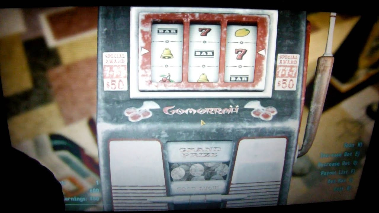 New vegas 10 luck gambling free money casino usa players