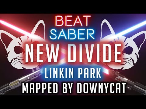 Beat Saber - New Divide - Linkin Park | Expert | Mapped by DownyCat