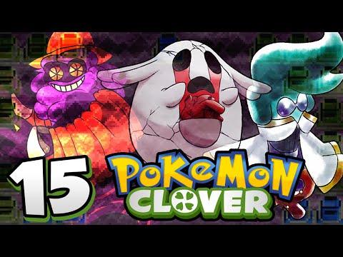Pokémon Clover | Episode 15 – G-G-G-GHOSTS!