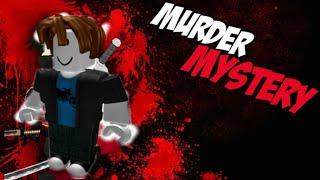 BACON HAIR PLAYS MURDER MYSTERY/Roblox/