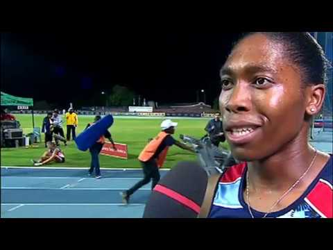 Caster Semenya takes lead in the 800m ASA champs