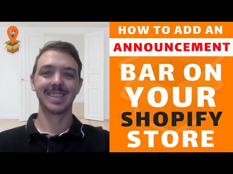 how-to-add-an-announcement-bar-on-your-shopify-store---dropship-downunder---drop-shipping-australia