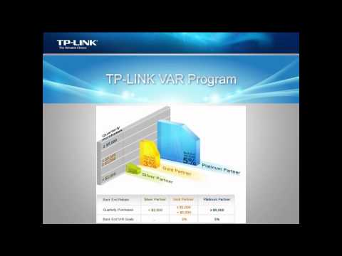 Webinar: TP-LINK Networking Products & VAR Program at Bass Computers