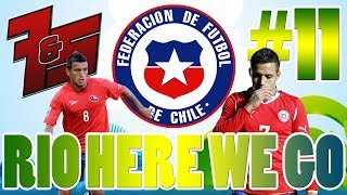 CDM 2014 l RIO HERE WE GO #11 LE CHILI A LA COUPE DU MONDE Thumbnail