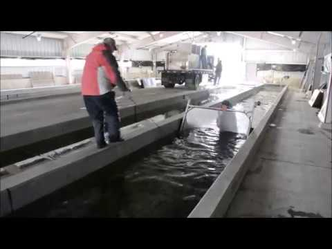 Wild Rose State Fish Hatchery - Going Above And Beyond To Support Wisconsin's Hatchery System!
