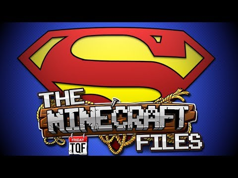 The Minecraft Files #372 TQS - FORTRESS OF SOLITUDE! (HD)
