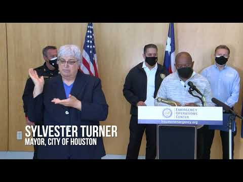 Mayor Turner Provides an Update on the City's Water System