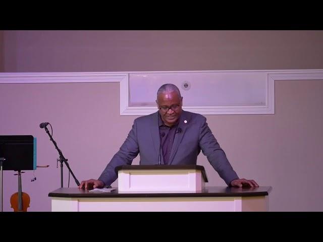 Sermon - A Stone in Zion
