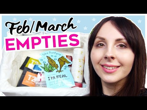 February/March Empties: Regret or Repurchase?! | Behind The Scent