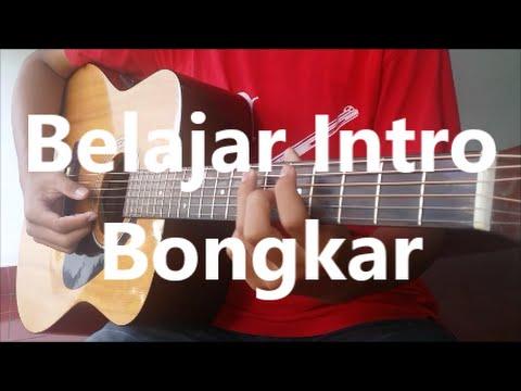 Belajar Intro Iwan Fals - Bongkar Bersama Dua Gitar