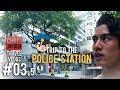 I Went to the POLICE STATION!👮🔐😬 Hong Kong's Creative Space,PMQ🎨 (Hong Kong VLOG - Part 5)🌐🀄🌇