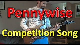 Pennywise - Competition Song (Guitar Tab + Cover)