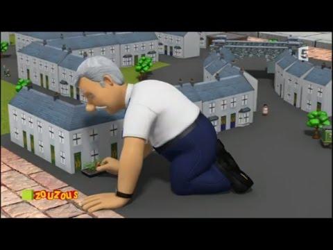 Sam le Pompier nouveau episode en francais 2017 - Nicolas fait son cirque