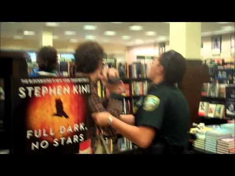 Cops Throw Out Protesters At Glenn Beck Book Signing