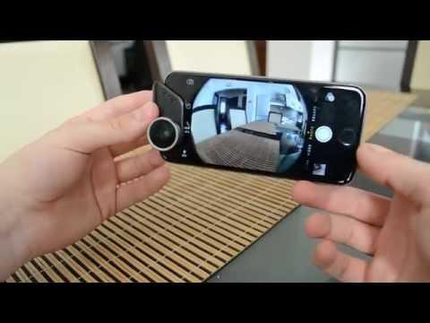 Olloclip 4in1 iPhone 6/6 Plus Photo Lens bemutató