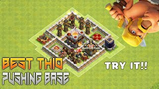 Clash of clans | Th10 Defense base | Anti 1 star base | UNBEATABLE TH10 BASE | COC Th10 base