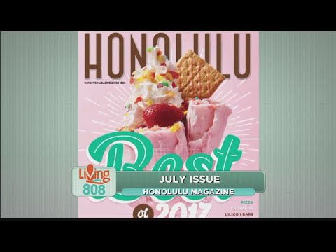 Honolulu Magazine: Best of Honolulu July Issue