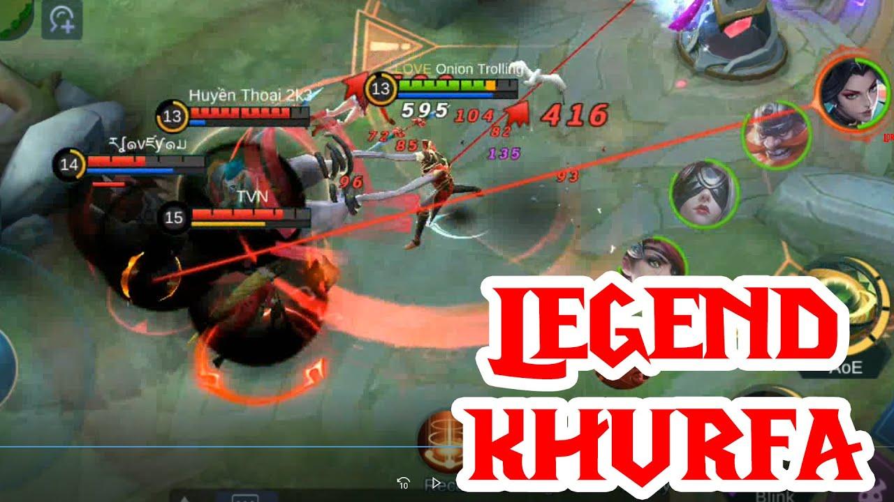 Khufra GamePlay  EpickRank ...