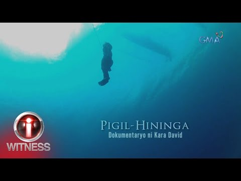 I-Witness: 'Pigil Hininga,' dokumentaryo ni Kara David (full episode)