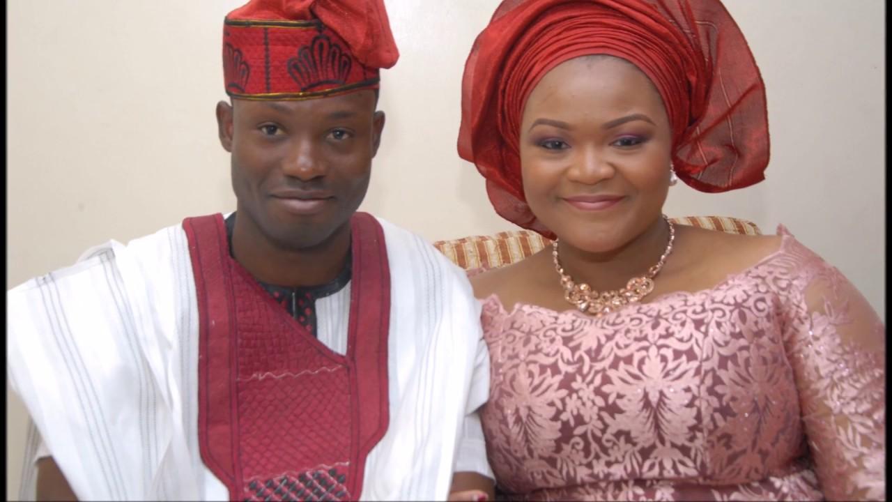 Nigerian Yoruba Introduction Ceremony