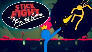Dansk Stick Fight: The Game :: 3000 PING?