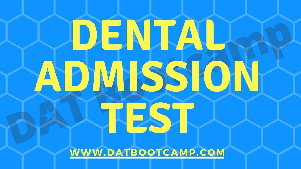 Dental Admission Test