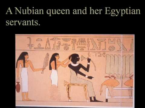 The Ancient Egyptians did NOT depict themselves the same as black Africans.