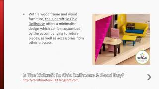 Kidkraft So Chic Dollhouse Review