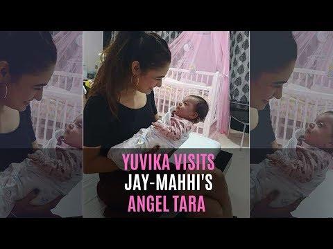 Yuvika Chaudhary Visits