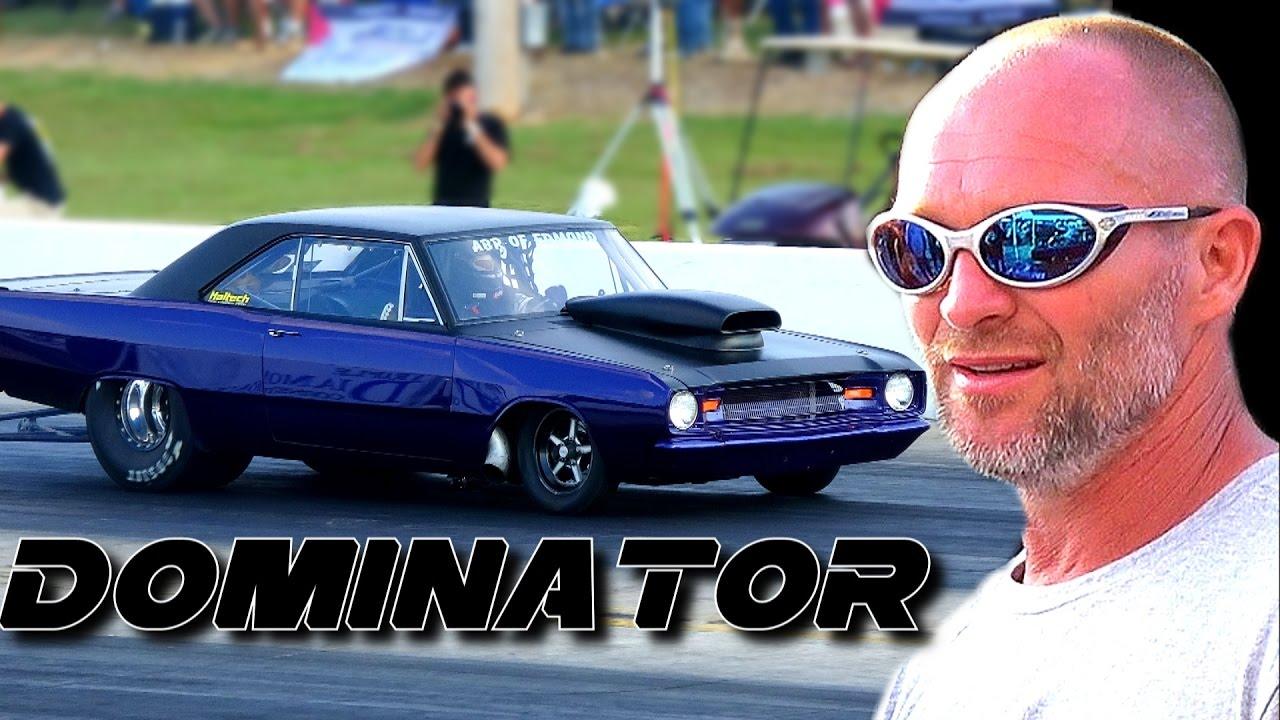 2017 Dodge Dart >> Dominator #Streetoutlaws OKC No Prep Racing - YouTube
