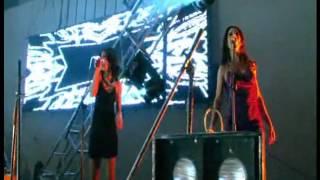 Octavia - Si Mañana(Live en La Paz Bolivia)