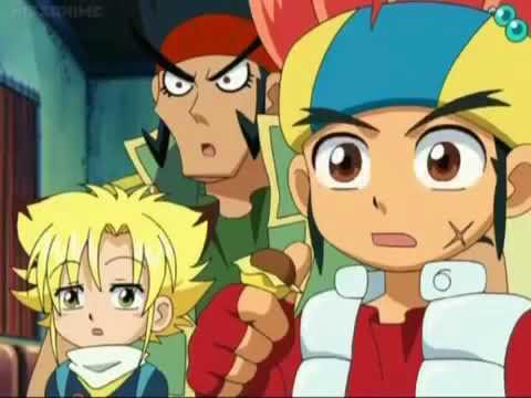 爆球HIT! クラッシュビーダマン Bakukyuu Hit! Crash B Daman Episode 19 English Subbed