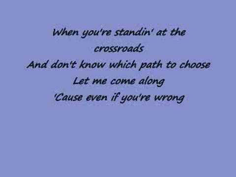 I'll stand by you, Carrie Underwood