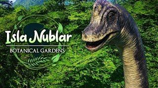 VALLEY OF SAUROPODS | Isla Nublar Botanical Gardens (Jurassic World: Evolution)