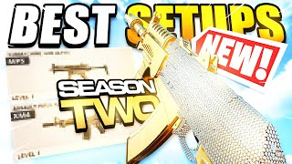 TOP 10 BEST GЏNS + OVERPOWERED CLASS SETUPS IN COLD WAR SEASON 2! | Best Cold War Class Setups