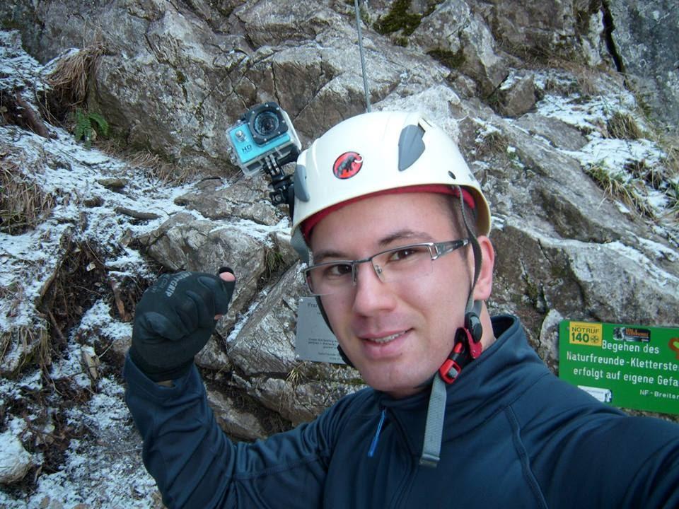 Klettersteig Hochlantsch : Franz scheikl klettersteig hochlantsch via ferrata austria youtube
